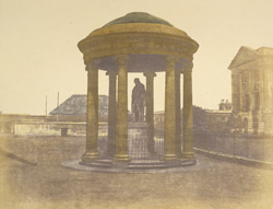 Monument [to Lord Cornwallis] in Fort St George, Madras